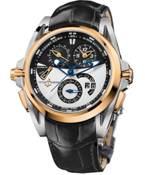 Ulysse Nardin Sonata Men's Watch Model: 675-01