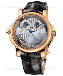 Ulysse Nardin Sonata Mens Wristwatch Model: 676-85