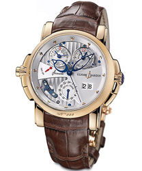 Ulysse Nardin Sonata Mens Wristwatch Model: 676-88