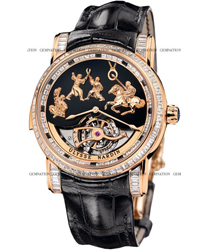 Ulysse Nardin Complications   Model: 786-81