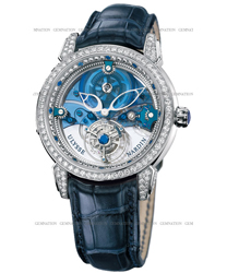 Ulysse Nardin Royal Blue Tourbillon   Model: 799-83