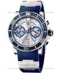 Ulysse Nardin Marine Mens Watch Model 8003-102-3.91