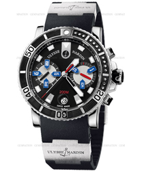Ulysse Nardin Marine Men's Watch Model 8003-102-3.92