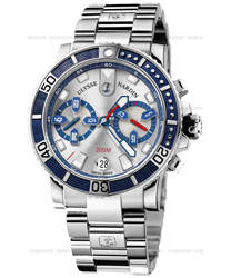 Ulysse Nardin Marine Men's Watch Model 8003-102-7.91