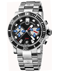 Ulysse Nardin Marine Mens Watch Model 8003-102-7.92
