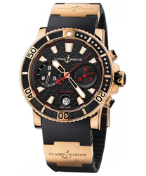 Ulysse Nardin Marine Men's Watch Model 8006-102-3A.926