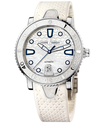 Ulysse Nardin Marine Diver Ladies Watch Model: 8103-101-3.00