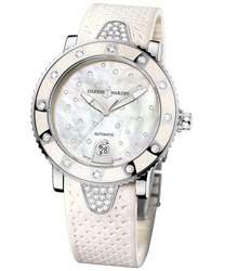 Ulysse Nardin Marine Diver Ladies Watch Model 8103-101E-3C-20