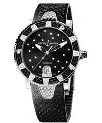 Ulysse Nardin Marine Diver Ladies Watch Model 8103-101E-3C-22