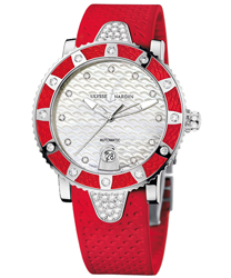 Ulysse Nardin Marine Diver Ladies Watch Model 8103-101E-3C.10.16