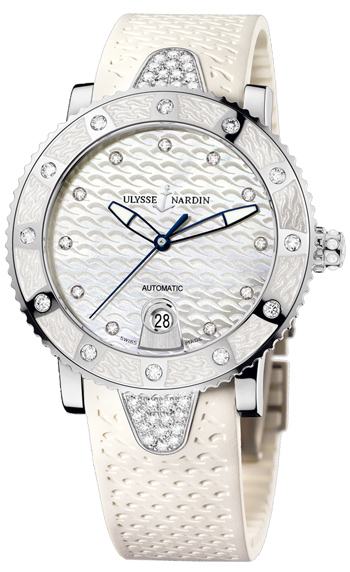 Ulysse Nardin Marine Diver Ladies Watch Model 8103-101E-3C.10