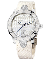 Ulysse Nardin Marine Diver Ladies Watch Model: 8103-101E-3C.10