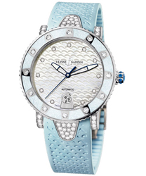 Ulysse Nardin Marine Diver Ladies Watch Model 8103-101EC-3C-13