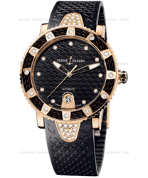 Ulysse Nardin Marine Diver Ladies Watch Model 8106-101E-3C-12