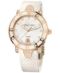 Ulysse Nardin Marine Diver Ladies Watch Model: 8106-101EC-3C-10