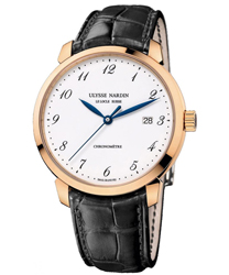 Ulysse Nardin Classico Men's Watch Model 8152-111-2-5GF