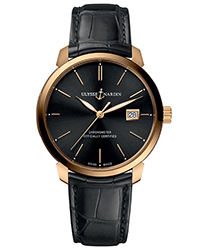 Ulysse Nardin Classico Men's Watch Model 8152-111-2/92