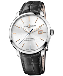 Ulysse Nardin Classico Men's Watch Model: 8153-111-2-90