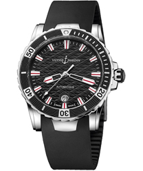 Ulysse Nardin Marine Diver Ladies Watch Model 8153-180-3-02