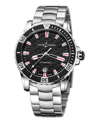 Ulysse Nardin Marine Diver Ladies Watch Model 8153-180-7.02