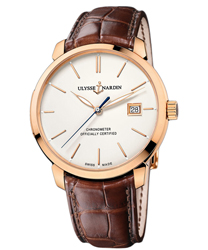 Ulysse Nardin Classico Men's Watch Model 8156-111-2-91
