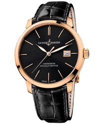 Ulysse Nardin Classico Men's Watch Model: 8156-111-2-92