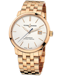 Ulysse Nardin Classico Men's Watch Model 8156-111-8-91