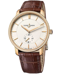 Ulysse Nardin Classico Men's Watch Model 8206-168B-2-31