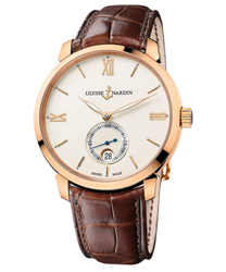 Ulysse Nardin Classico Men's Watch Model 8276-119-2-31