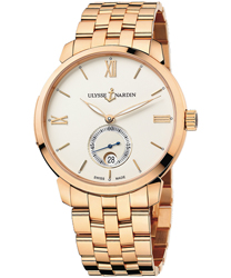 Ulysse Nardin Classico Men's Watch Model: 8276-119-8-31