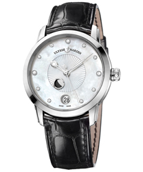 Ulysse Nardin Lady Ladies Watch Model 8293-123-2-991