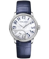 Ulysse Nardin Classico Ladies Watch Model 8153-201B/60-03
