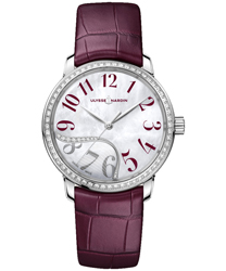 Ulysse Nardin Classico Ladies Watch Model 8153-201B/60-06