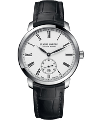 Ulysse Nardin Classico Men's Watch Model 3203-136-2/E0-42