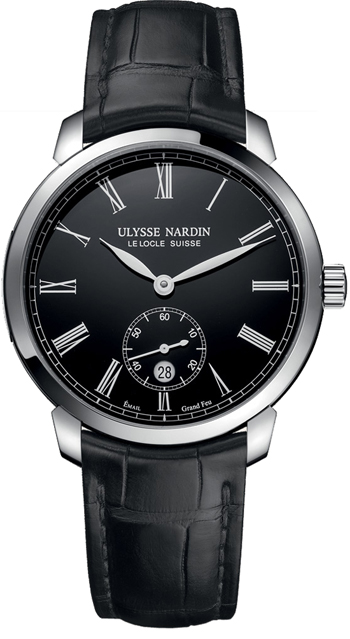 Ulysse Nardin Classico Men's Watch Model 3203-136-2/E2