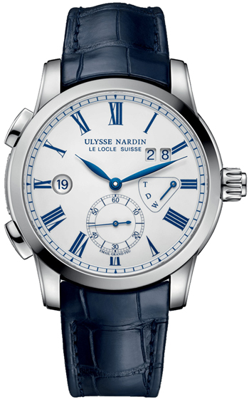 Ulysse Nardin Classico Men's Watch Model 3243-132/E0