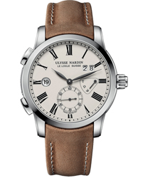 Ulysse Nardin Classico Men's Watch Model: 3243-132/E1-BQ