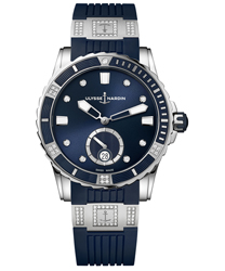 Ulysse Nardin Diver Ladies Watch Model: 3203-190-3C/10.13