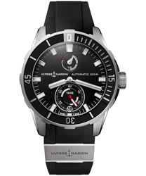 Ulysse Nardin Diver Men's Watch Model 1183-170-3/92