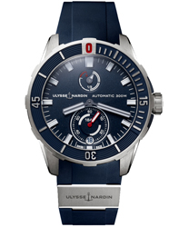 Ulysse Nardin Diver Men's Watch Model 1183-170-3/93