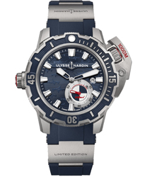 Ulysse Nardin Diver Men's Watch Model 3203-500LE-3/93-HAMMER