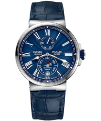 Ulysse Nardin Marine Chronometer Men's Watch Model 1133-210/E3
