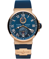 Ulysse Nardin Marine Chronometer Men's Watch Model: 1186-126-3/43