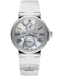 Ulysse Nardin Marine Ladies Watch Model: 1183-160-3/40