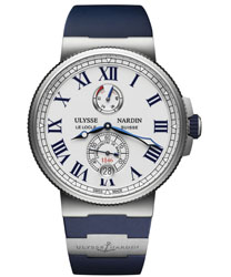Ulysse Nardin Marine Men's Watch Model: 1183-122-3/40