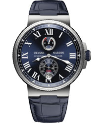 Ulysse Nardin Marine Men's Watch Model: 1183-122/43
