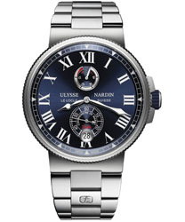Ulysse Nardin Marine Men's Watch Model 1183-122-7M/43