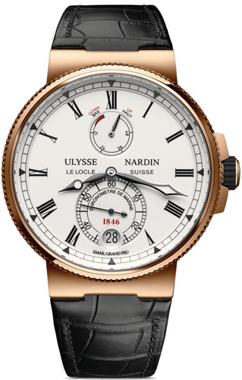 Ulysse Nardin Marine Men's Watch Model 1186-126/E0