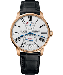 Ulysse Nardin Marine Torpilleur Chronometer Men's Watch Model: 1182-310/40