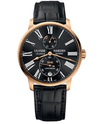 Ulysse Nardin Marine Torpilleur Chronometer Men's Watch Model: 1182-310/42